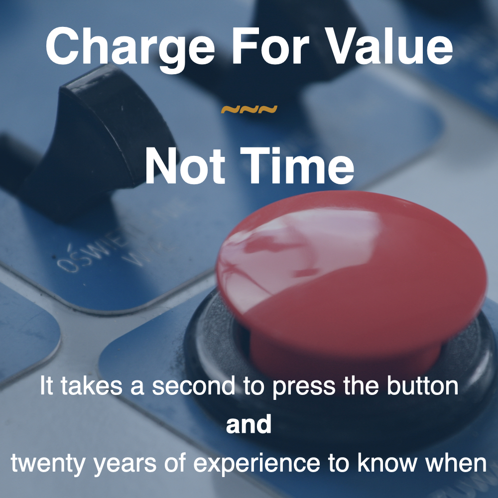 Charge For Value